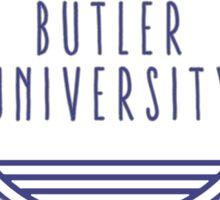 Butler University Sticker