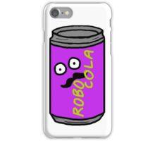 RRDDD Robo Cola iPhone Case/Skin