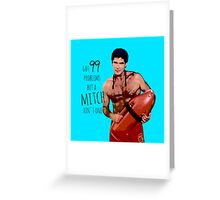 A Mitch Ain't One Greeting Card