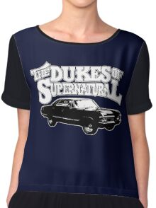 Dukes of Supernatural - variation Chiffon Top