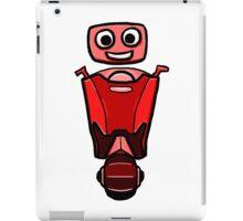 RRDDD Red Robot iPad Case/Skin