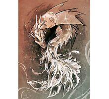 Slytherin Prince Photographic Print
