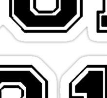 Team Dun Sticker