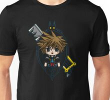 <KINGDOM HEARTS> Keyblade Unisex T-Shirt