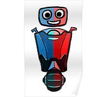 RRDDD Robot Poster