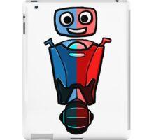 RRDDD Robot iPad Case/Skin