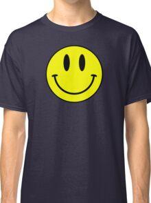Acid House Smile Face Classic T-Shirt