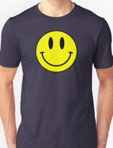 Acid House Smile Face Unisex T-Shirt
