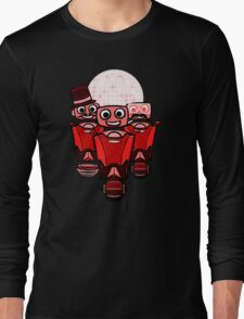RRDDD Team 2 - Red Long Sleeve T-Shirt