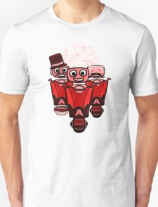 RRDDD Team 2 - Red Unisex T-Shirt