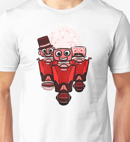 RRDDD Team 2 - Red Unisex T-Shirt