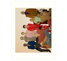 The Royal Tenenbaums Art Print