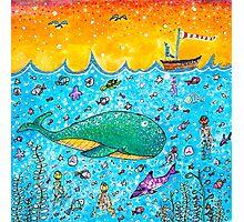 Ocean Abundance Photographic Print