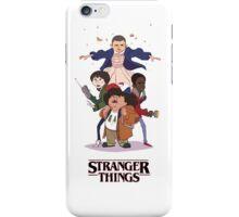 Stranger Things Fan Art iPhone Case/Skin