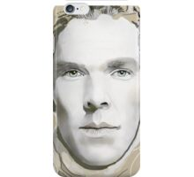 Benedict Cumberbatch Artwork Design 5 iPhone Case/Skin
