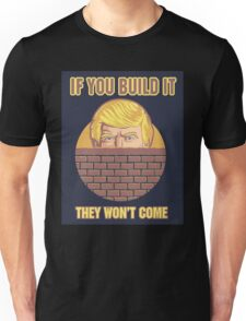 Trump Wall Unisex T-Shirt