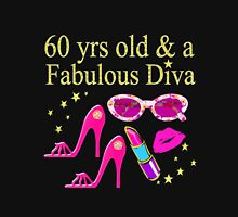 PINK PASSION 60 & FABULOUS BIRTHDAY Women's Fitted Scoop T-Shirt