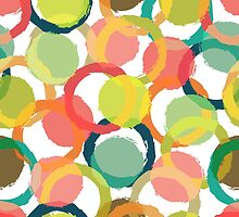 Colorful Circles by daisy-beatrice