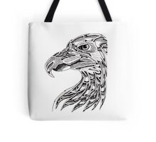 Eagle vision Tote Bag