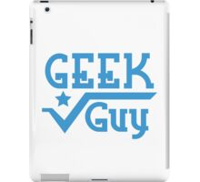 Geek Guy iPad Case/Skin