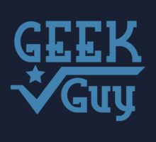 Geek Guy by jazzydevil