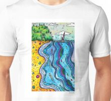 The City by the Sea Unisex T-Shirt