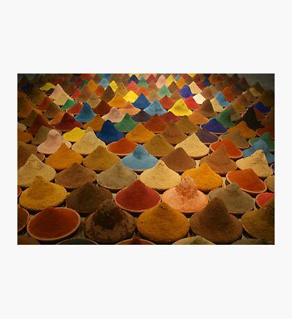 Spice Photographic Print