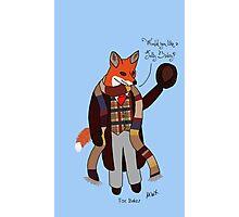 Fox Baker - Fox Who Photographic Print