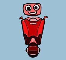 RRDDD Red Robot Unisex T-Shirt