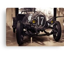 NAG 1913, oldtimer sports car Canvas Print