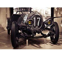 NAG 1913, oldtimer sports car Photographic Print