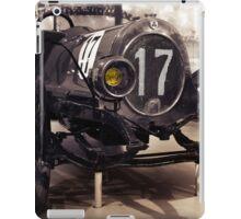 NAG 1913, oldtimer sports car iPad Case/Skin