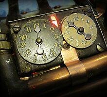 Steampunk Backpack 1.2 by PiscesAngel17