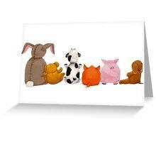 Sentries Greeting Card