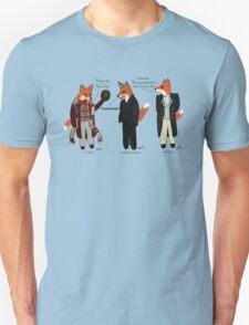 Fox Who Unisex T-Shirt