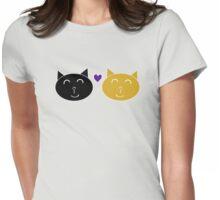 Smitten Kittens Womens Fitted T-Shirt