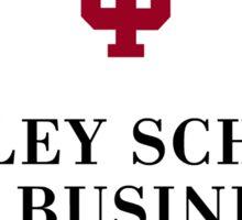 Kelley School of Business Sticker