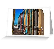 Kuhio Beach Greeting Card