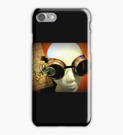 Steampunk Goggles 1.0 iPhone Case/Skin