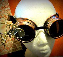 Steampunk Goggles 1.0 by PiscesAngel17