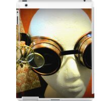 Steampunk Goggles 1.0 iPad Case/Skin