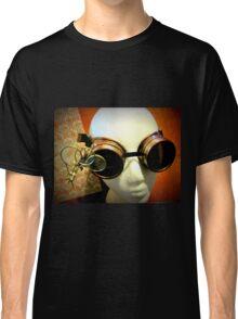 Steampunk Goggles 1.0 Classic T-Shirt
