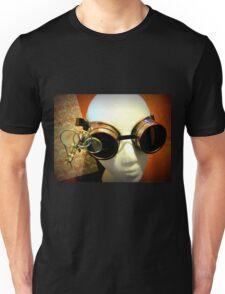 Steampunk Goggles 1.0 Unisex T-Shirt