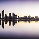 Perth City by Peter Whitworth