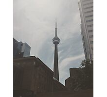 CN Tower Photographic Print