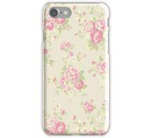 elegant floral case iPhone Case/Skin