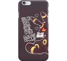 Umbreon Love iPhone Case/Skin