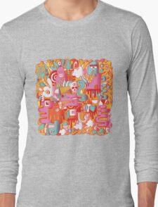 BEEBLEE-DOOP Long Sleeve T-Shirt