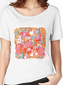 BEEBLEE-DOOP Women's Relaxed Fit T-Shirt