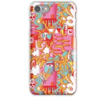BEEBLEE-DOOP iPhone Case/Skin
